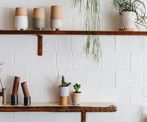 Nichos e prateleiras: invista na decoração dos espaços | Blog Copafer